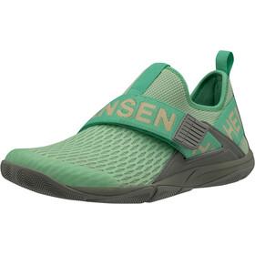 Helly Hansen Hydromoc Slip-On Shoes Women Light Mint/Spring Bug/Shadow